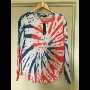 Ocean Drive Tie Dye So Soft Sweat Shirt